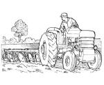 Trattore Agricolo